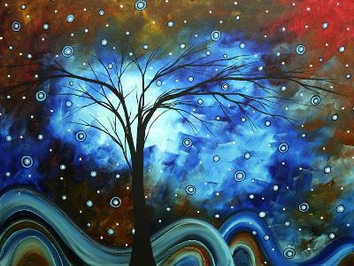 Seeking The Light-Megan Aroon Duncanson-Art Print