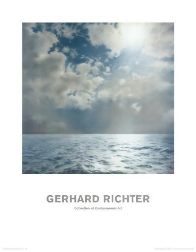 Seesttuck, 1969-Gerhard Richter-Art Print