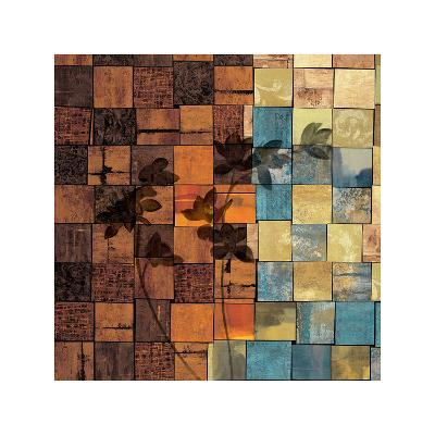 Segments II-Marcia Wells-Giclee Print