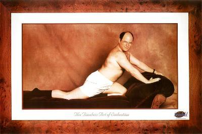 Seinfeld George The Timeless Art of Seduction TV Poster Print--Poster