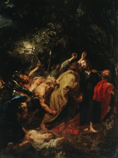 Seizure of Christ-Sir Anthony Van Dyck-Giclee Print