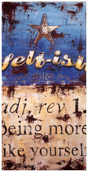 Self-ish-Rodney White-Giclee Print