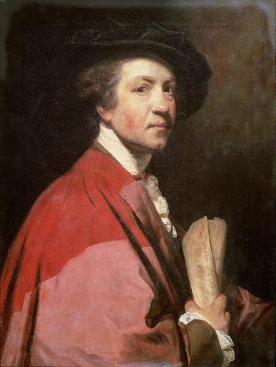 Self Portrait, 1775-Sir Joshua Reynolds-Giclee Print