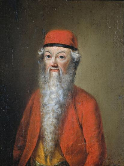Self-Portrait, 1789-Jean-?tienne Liotard-Giclee Print