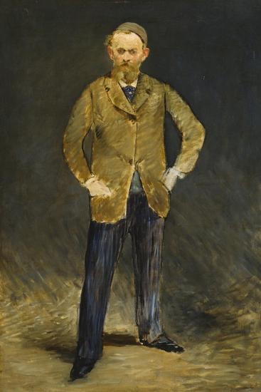 Self-Portrait, 1878-1879-Edouard Manet-Giclee Print
