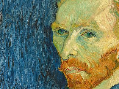 Self-Portrait, 1889-Vincent van Gogh-Giclee Print
