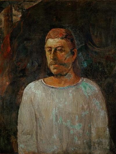 Self-Portrait, 1896-Paul Gauguin-Giclee Print