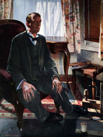 Self Portrait, 1909-Henry Tonks-Giclee Print