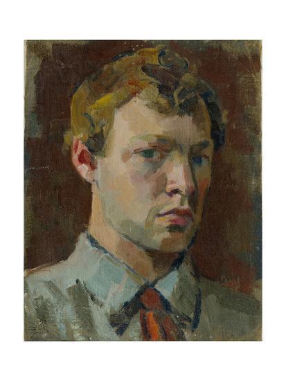 Self-Portrait, 1920S-Sergei Mikhaylovich Luppov-Giclee Print