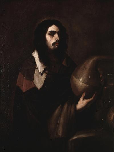 Self-Portrait as an Alchemist-Luca Giordano-Art Print