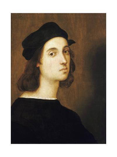 Self-Portrait by Raphael--Giclee Print