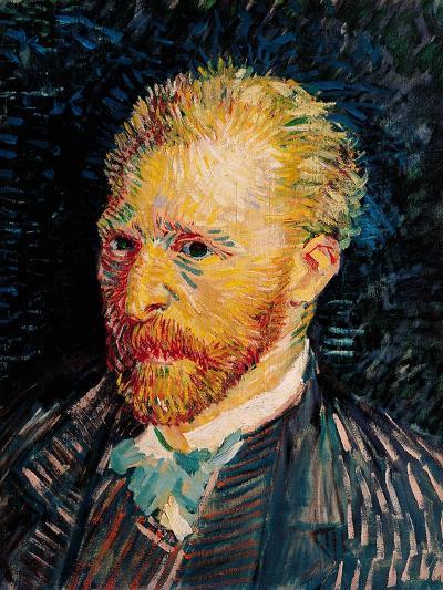 Self Portrait, c.1887-Vincent van Gogh-Giclee Print