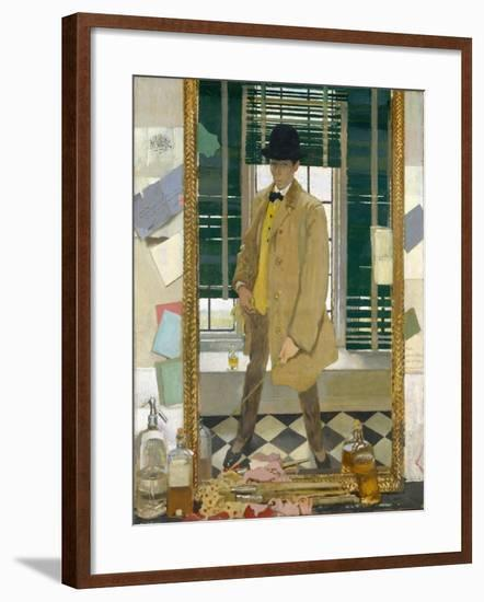 Self-portrait, c.1910-William Orpen-Framed Giclee Print