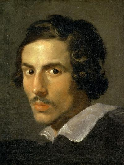 Self Portrait of the Artist in Middle Age-Giovanni Lorenzo Bernini-Giclee Print