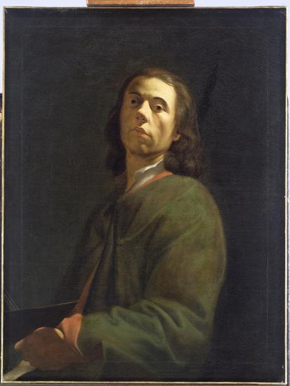 Self Portrait-Dietrich Ernst Andreae-Giclee Print