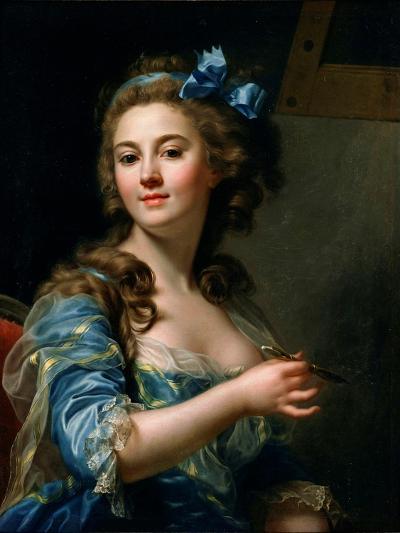 Self-Portrait-Marie-Gabrielle Capet-Giclee Print