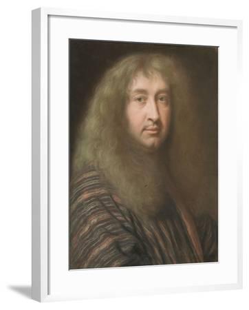 Self Portrait-Robert Nanteuil-Framed Giclee Print