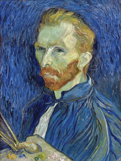 Self-Portrait-Vincent van Gogh-Giclee Print