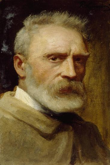 Self-Portrait-Ponziano Loverini-Giclee Print