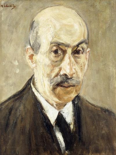 Self-Portrait-Max Liebermann-Giclee Print