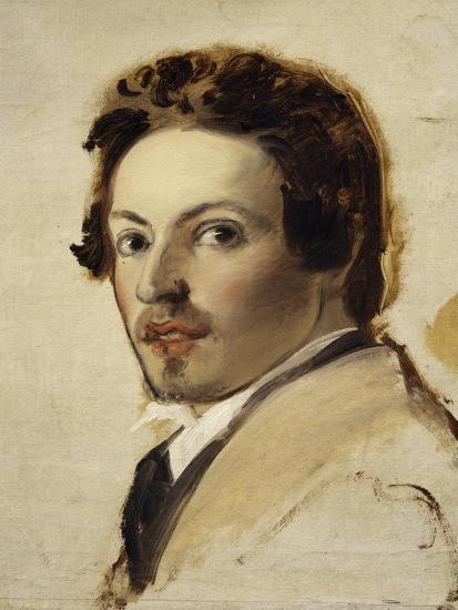 Self-Portrait-Pasquale Massacra-Giclee Print