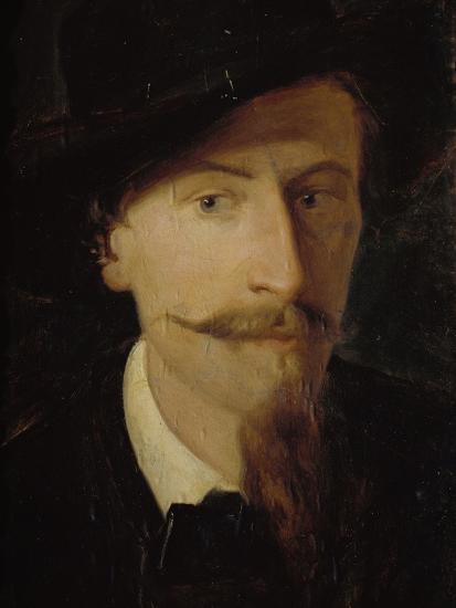 Self-Portrait-Giorgio Scherer-Giclee Print