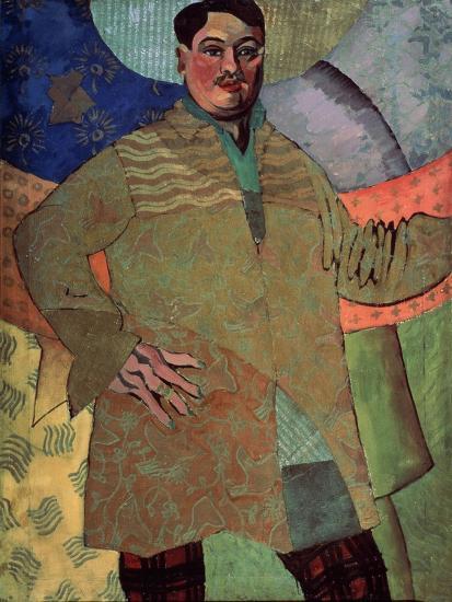 Self-Portrait-Aristarkh Vasilyevich Lentulov-Giclee Print