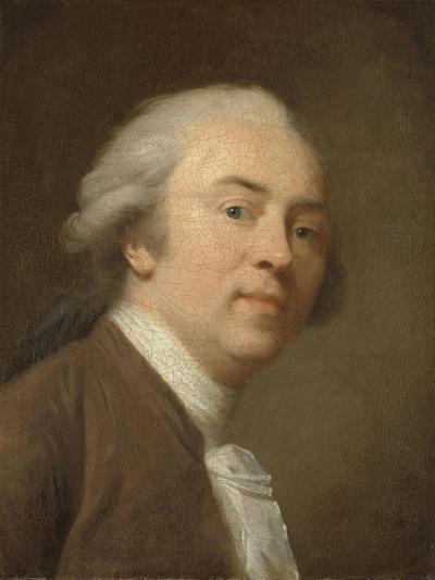 Self-Portrait-Johann Friedrich August Tischbein-Art Print