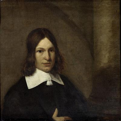 Self- Portrait-Pieter de Hooch-Art Print