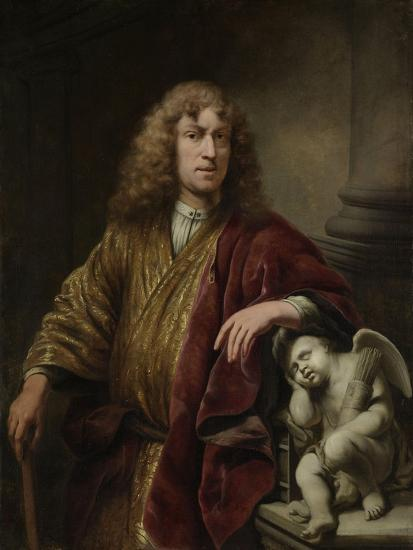 Self-Portrait-Ferdinand Bol-Art Print