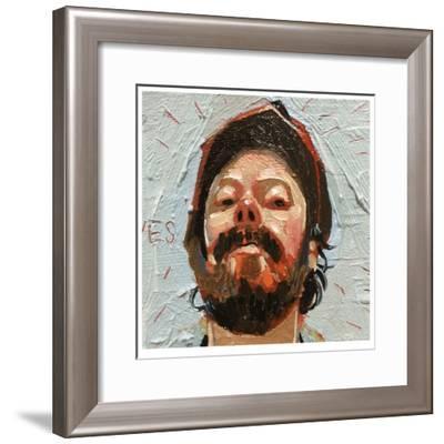 Self Portrait-Thomas MacGregor-Framed Giclee Print
