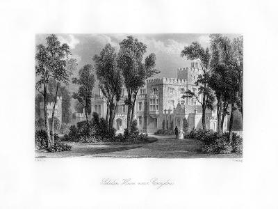 Selsdon House Near Croydon, 19th Century-MJ Starling-Giclee Print