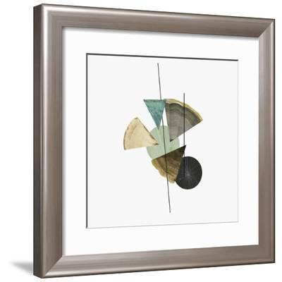 Semi II-PI Studio-Framed Art Print