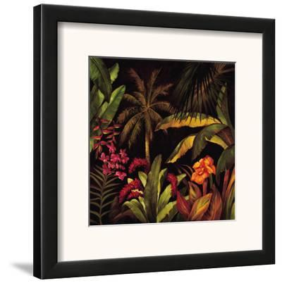Seminyak I-Rodolfo Jimenez-Framed Art Print