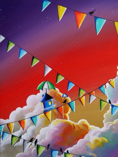 Send In The Clowns-Cindy Thornton-Art Print