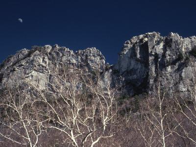Seneca Rocks State Park, WV-Jeff Greenberg-Photographic Print