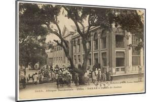 Senegal, Dakar 1913
