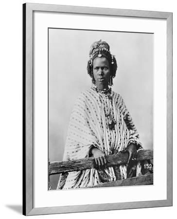 Senegalese Woman,circa 1900