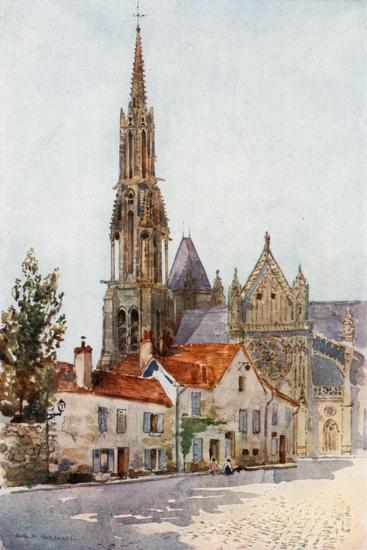 Senlis-Herbert Menzies Marshall-Giclee Print