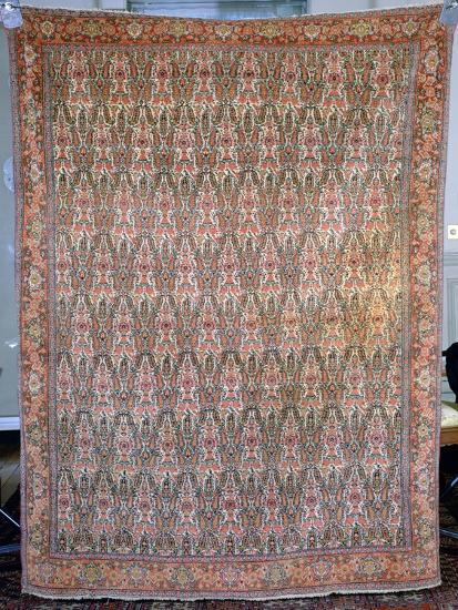 Senneh carpet, Iran, 19th century. Artist: Unknown-Unknown-Giclee Print