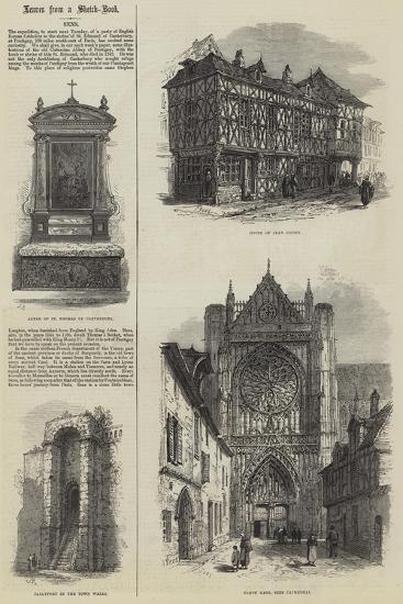 Sens-Samuel Read-Giclee Print