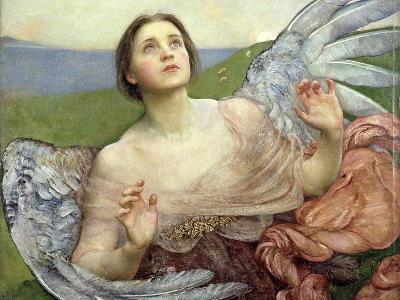 Sense of Sight, 1895-Annie Louisa Swynnerton-Giclee Print