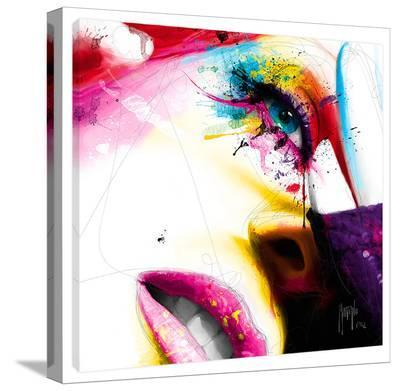 Sensual Colors-Patrice Murciano-Gallery Wrapped Canvas