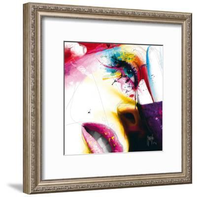 Sensual Colors-Patrice Murciano-Framed Art Print