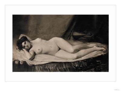 Sensuality--Art Print