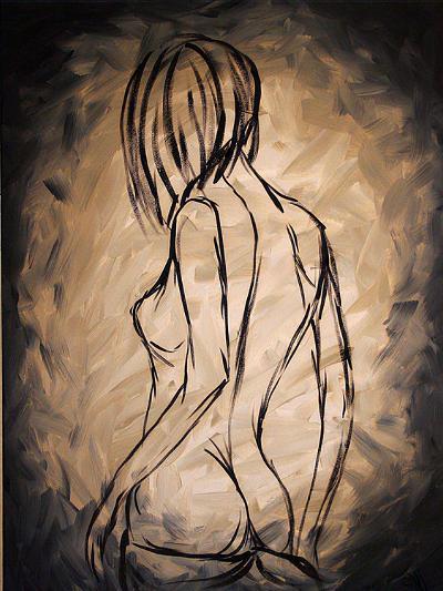 Sensuous-Megan Aroon Duncanson-Art Print