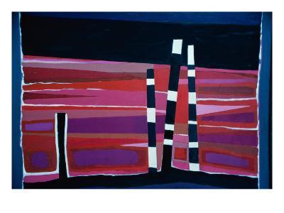 Sentinels-MacEwan-Giclee Print