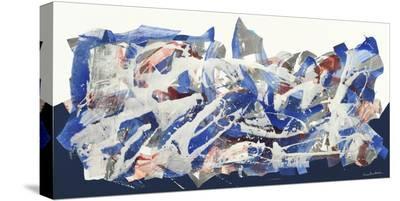 Senza titolo 2012, II-Nino Mustica-Stretched Canvas Print