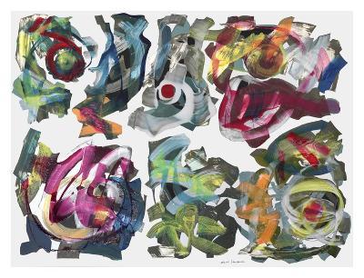 Senza titolo I-Nino Mustica-Art Print