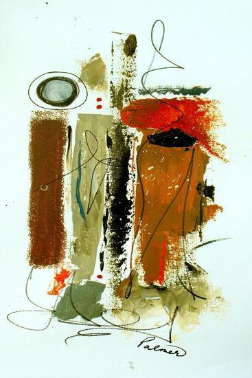 Separation II-Ruth Palmer-Art Print